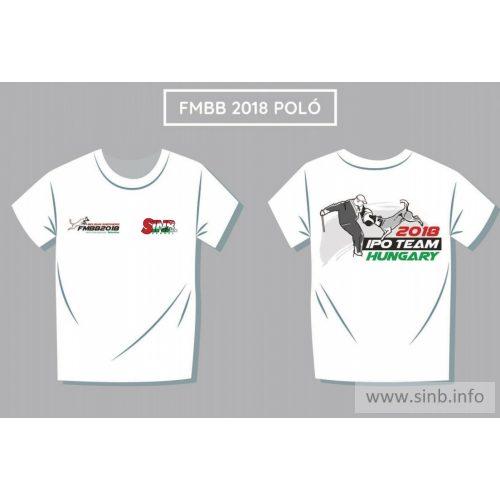 [Polo_FMBB_2018_MEN] [Polo_FMBB_2018_MEN] FMBB - Polo for men