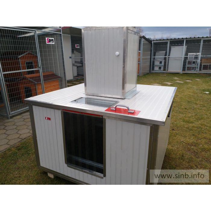 [REB-PA] Boxă pentru fătare RENATO 100 (SZxHxM:102x102x65cm)